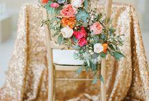 Chaises - Chairs / Une façon de rendre votre mariage unique *-*