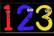Sayılar alfabe sarkilar