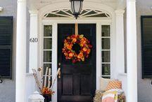 Everything Fall!! / Halloween/thanksgiving
