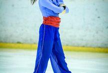 Ice skating costume ideas