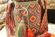 Mochila Wayuu bags