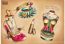 Accessoirs / maquillages / bijoux