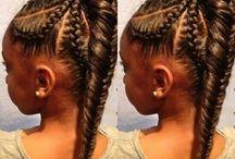 Cute Kids Hairstyles / by Mz. Kim Jones
