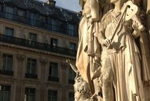 I Love Paris! / What I see when I walk through Paris -- my favorite city in the world