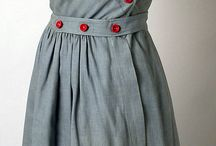 Fashion - Vintage - 1940
