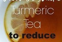 turmeric tea for pain