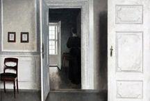 peinture maison intérieure