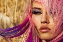 Bold Hair Hues / by Amber Norell