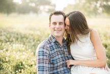Engagements / We can't get enough of our sweet couples' engagement photos!