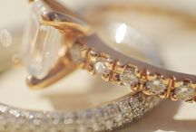 Engagement &wedding rings / Beautiful engagement&wedding rings
