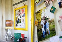 Home - Creative Photo Displays / by Brooke Summer Photography