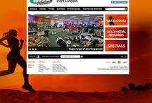 Woof Media Websites / Showcasing websites created by Woof Media
