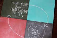 DIY - paint / by Ellen Rose