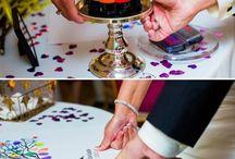 Árbol de huellas / Detalles bodas