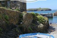 Cornwall Urlaub