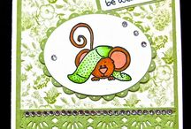 Get Well / Great inspiration for Get Well cards!   Enter coupon code PIN10 at checkout at http://classycardsnsuch.com for 10% off your entire purchase.