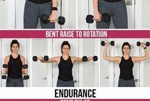shoulders exercices