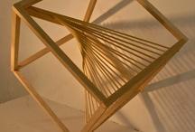 wood조형물