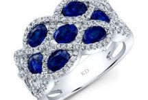 Take Her Breath Away / Gemstones and Fashion Diamond jewelry