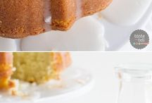 Recipes : Bundt Cakes / A collection of delicious bundt cake dessert recipes. If it's a bundt cake then you will find it here. They always come out looking so pretty and of course, delicious!