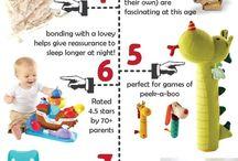 Baby's toys