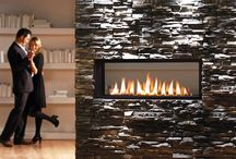 Fireplaces I love / Ideas for new fireplaces... just in case I find the perfect house without one! / by Brenda Stansfield