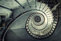 Stairs / Interiors, Garden Design, Architecture