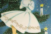 A warm vintage Christmas :-) / A warm vintage Christmas :-) / by 💋TopVintage Retro Boutique 💋