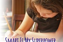 Linkitz Superpowers / Playing with Linkitz helps girls discover their own superpowers - whatever they may be.