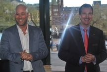 Our Coworkers / The hotel is now officially handed over to our new General Manager Lars van der Most. Thank you to everyone that came to our hello and goodbye event yesterday. Welcome Lars and thank you Igor for the past couple of years!