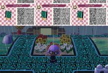 Animal Crossing QR Codes / by Alyssa Bishop