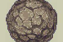 Game UI   Pixel Art