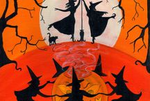 Halloween / by Pam Atteberry
