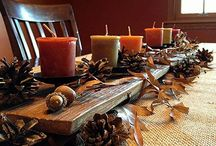 Morristown Fall Festival Decor / by heartlee