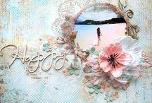Scrapbook - Beach