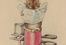 Beatrix Potter & other artists