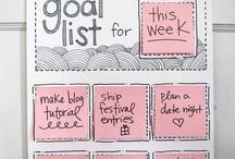 Organizing, planning, household