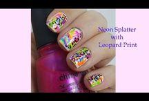 My YouTube video's - Leonie's Nailart