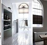 Raam bekleding- Deco Home Goes / Wat een mogelijkheden zijn er op raamdecoratie gebied. Op dit bord verzamelen we allerlei mooie voorbeelden. Ook voor bijzondere ramen zijn er tal van mogelijkheden. Doe hier alvast inspiratie op!