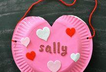 Valentine's Day Preschool Activities