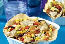 Grill recipes / by Nichole Riley-Doud