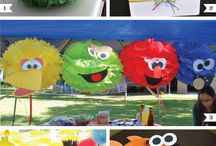 Kids Party Ideas / by Deanna Laird