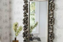 AW15 | Mirror Inspo / Antique, wooden, glorious *drool* mirrors!