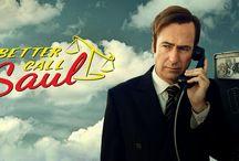 Better Call Saul / Better Call Saul, 8 Şubat 2015'te AMC'de gösterimi yapılan Amerikan drama dizisi. Dizi, Vince Gilligan ve Peter Gould tarafından yaratılmış ve yine Gilligan tarafından yaratılan Breaking Bad'in uyarlaması, öncesini ve devamını anlatan dizi niteliğindedir. Better Call Saul, Breaking Bad'de ortaya çıkısından yedi yıl önce, 2002'de işe başlayan, kendi halinde bir avukat olan James McGill (Bob Odenkirk) hakkındadır.