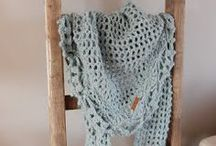 sjaal haken