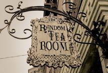 Ceainarii de vis / Tea houses, gardens and places where you can enjoy a fine cup of tea.