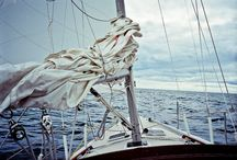 Inspiration Board / We love all things sailing and are inspired everyday by beautiful sailing photos!