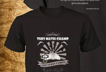 Christian Math / Calculus, Algebra, Geometry… Mathematics is indeed complicated. However, let us be reminded that behind all the mathematical complications is a very simple yet is the most important equation of all, God's Math. Let this shirt represent your passion in Mathematics while preaching God's love. Click here now to purchase: http://discipletee.com/store ** Tag Your Friends! **