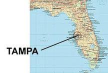Tampa bay Maps