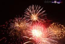 Fireworks / Fireworks / sztuczne ognie by DobreSciagi.pl
